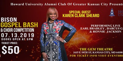Bison Gospel Bash Presented by Howard University Alumni Club of Greater KC