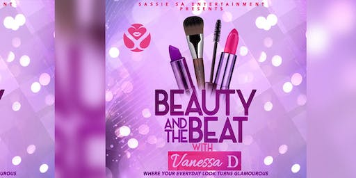 Beauty and the Beat Make Up Class