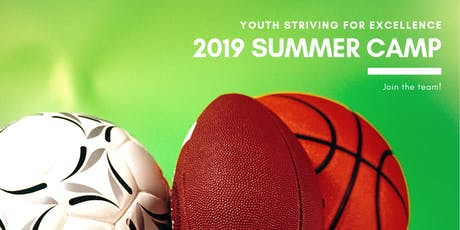 Youth Striving for Excellence (YSE) Summer Camp tickets