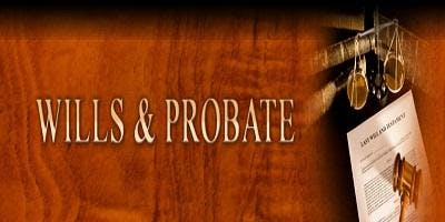 Inherited Property - Wills & Probate FREE 3 CE  McDonough