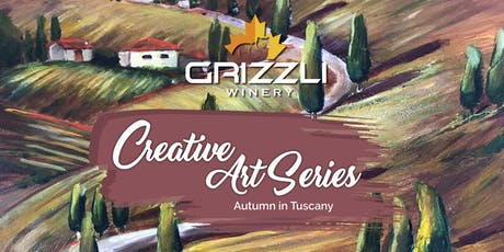 Creative Art Series: Autumn in Tuscany tickets
