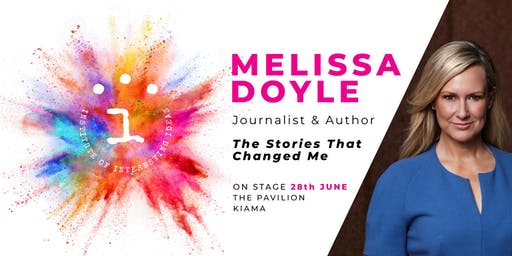 Institute of Interesting Ideas Presents Melissa Doyle
