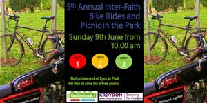Interfaith Bike Rides & Picnic in the Park