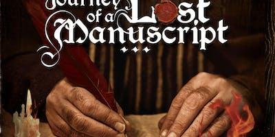 Journey of a Lost Manuscript - Lorraine Smith - Po