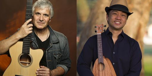 Guitars & Ukuleles w/Laurence Juber & Daniel Ho: Workshops & Performance