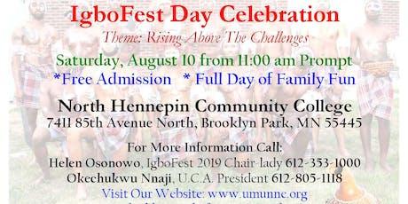 IgboFest Day Celebration tickets