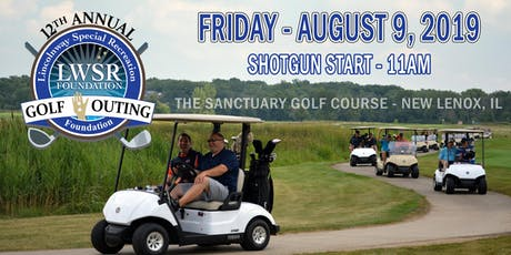 LWSRF 2019 Golf Outing (12th Annual) tickets