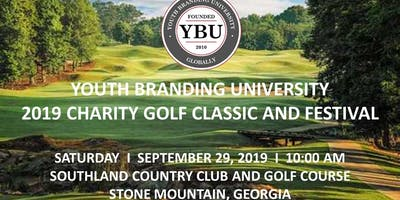 Youth Branding University 2019 Charity Golf Classic and Festival