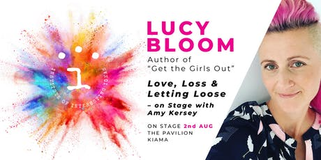 Institute of Interesting Ideas Presents Lucy Bloom tickets