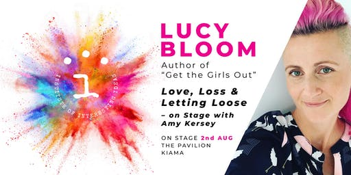 Institute of Interesting Ideas Presents Lucy Bloom