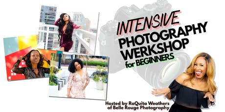 Photography Werkshop for Beginners tickets