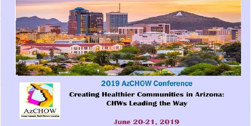 Arizona Community Health Worker 2019 Conference