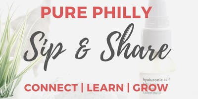 Sip & Share with Pure Philly