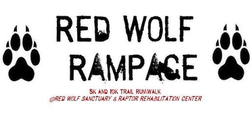 Red Wolf Rampage 2019