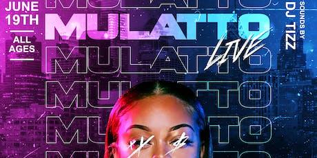 Mulatto Live at Voltage Lounge tickets