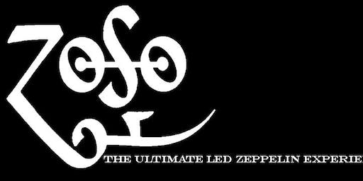 Zoso The Ultimate Led Zeppelin Experience @ Old Dog Tavern (Outdoor Stage)