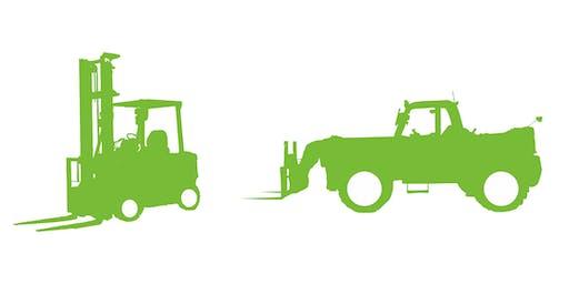 Power Industrial Truck (PIT) Operator Training (Durham, NC)