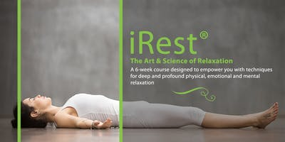 THE ART & SCIENCE OF RELAXATION: A 6-week course in iRest