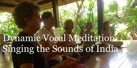 Yoga of Singing: Singing the Sounds of India tickets