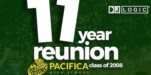 Pacifica High School Class Reunion - 11 years Class of 2008