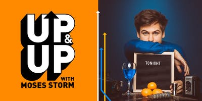 Team Coco presents Up & Up with Moses Storm + Nish Kumar, Alex Edelman, Flula Borg, and More!