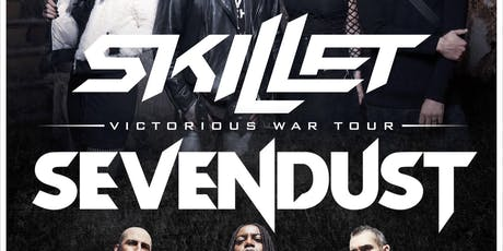 Skillet & Sevendust: Victorious War Tour tickets