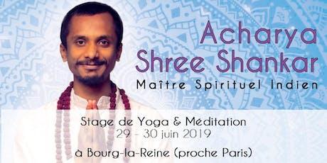 Stage de Yoga & Méditation - Chemin vers l'Eveil Intérieur billets