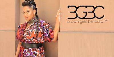 Brown Girls Bar Crawl - Wakanda Forever