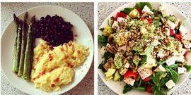 Better Breakfasts and Sandwich-Free Lunch