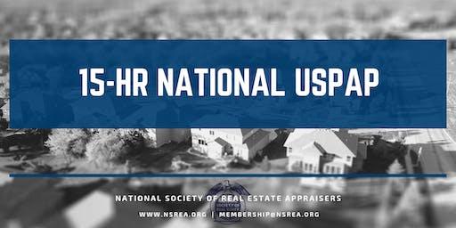 15-HR National USPAP Course