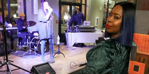 Tyra Hill's LIVE Jam Session An Evening Of SOUL