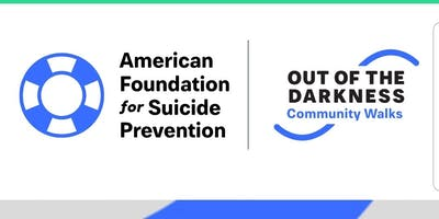 AFSP Out of the Darkness Walk 2019 (Howard County, MD)