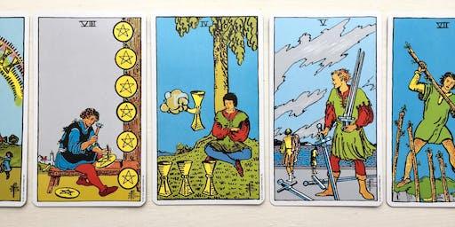 Beginners Tarot Class: What is Tarot and Tarot Foundations