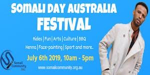 SOMALI DAY AUSTRALIA FESTIVAL 2019