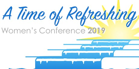 A Time of Refreshing Women's Retreat tickets