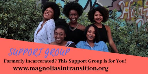 Support Group for Formerly Incarcerated Women