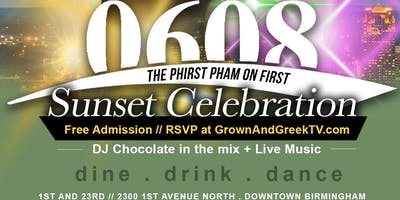 0608 The Phirst Pham Sunset Celebration