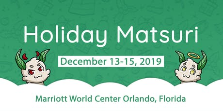 Holiday Matsuri 2019 tickets