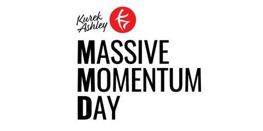Massive Momentum Day with Kurek Ashley