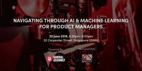 Navigating AI & Machine Learning for Product Managers tickets