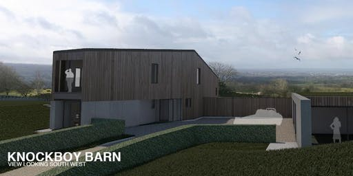 International Passive House Open Days - Knockboy Barn Passivhaus