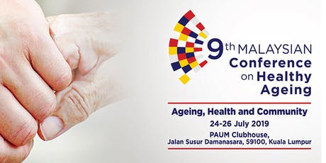9th  Malaysian Conference on Healthy Ageing (MCHA) 2019 tickets
