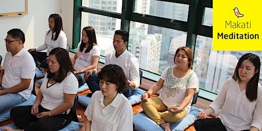 Meditation Seminar for the Beginners