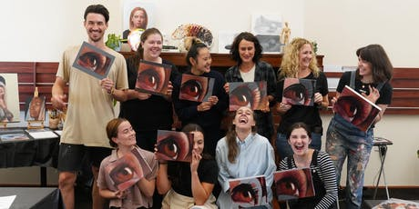Oil Painting for Beginners: MELBOURNE EDITION tickets