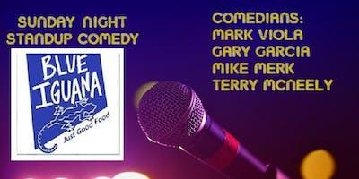Sunday Nite StandUp Comedy- Atlantic City, Florida, & NYC comics