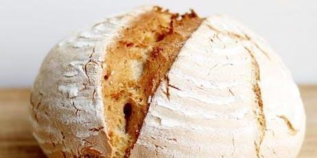 Sourdough Baking Level 0 (Gluten-Free) tickets