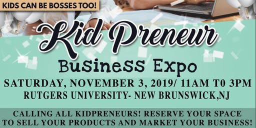 Kidpreneur Business Expo