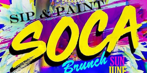 SIP AND PAINT SOCA BRUNCH