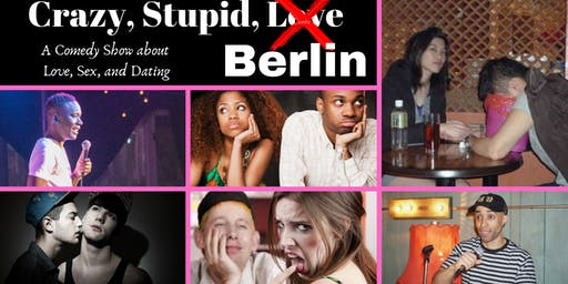 Crazy Stupid Berlin!-Comedy Show