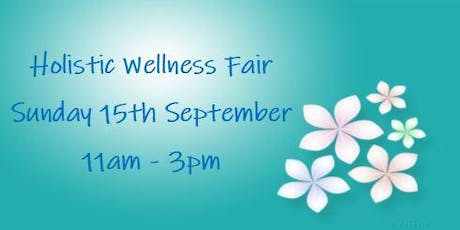 Holistic Wellness Fair @ Bilbrook Village Hall tickets